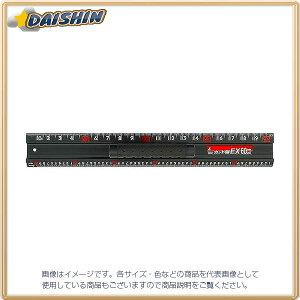 アルミカッター定規 カット師EX 60cm 取手付 シンワ測定 No.65031