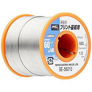 プリント基板用はんだ 500g 太洋電機産業 SE-56010
