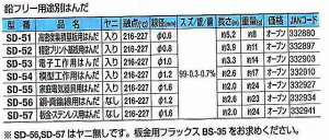 太洋電機産業 SD-57