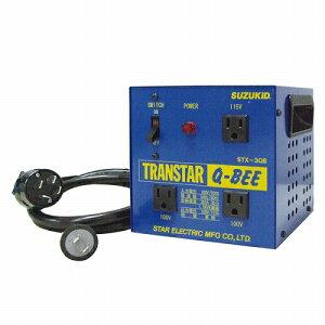 トランス トランスター キュービー スター電器 STX-3QB