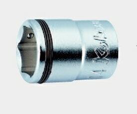 3/8(9.5mm)ナットグリップソケット 24mm コーケン 3450M-24