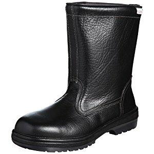 ラバーテック半長靴25.0cm ミドリ安全 RT940-25.0