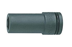 3/4 インパクトレンチ用ソケットロング 30MM 水戸工機 P6L-30