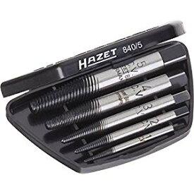 スクリューエクストラクターセット(5本組) HAZET ハゼット 840S5