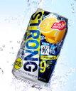 キリン 氷結ストロング シチリア産レモン 350缶24本入3ケースまで、1個分の送料で発送可能!