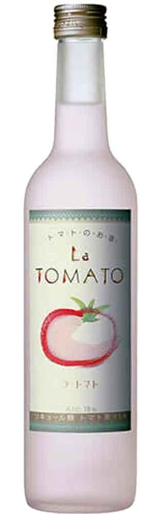とまとがお酒になった ラ・トマト 500ml1ケース12本入のケース販売になります。