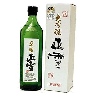 正雪 大吟醸 720ml 全国に誇る静岡銘酒・香り高き銘酒!