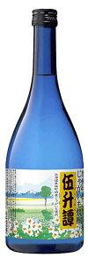 じゃがいも焼酎「伍升譚」( ごしょたん)アルコール20%箱なし