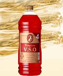 【送料無料!】ドンピエール VSO 4L1ケース4本入りのケース販売に成ります!一部地域 北海道300円・沖縄1000円になります。