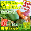 野菜セット定期購入 10品以上保証 【 野菜 セット 野菜セット 新鮮 フレッシュ 送料...