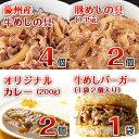 【松屋】バラエティセット10食