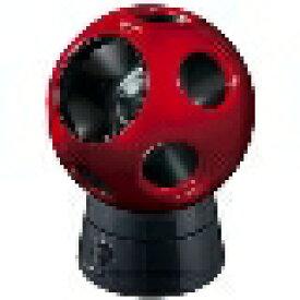 パナソニック LED搭載 サーキュレーター 「創風機・Q」 DCモーター採用・首振りスタンドセット FBP25T-R