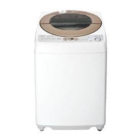 シャープ 全自動洗濯機 (洗濯10.0kg) ブラウン系 ESGV10D-T