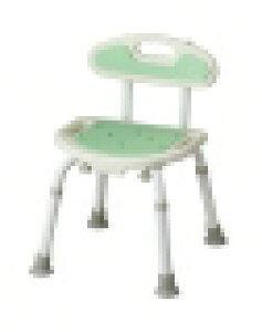 サテライト FKW-01-C サテライト 福浴コンパクトシャーチェア グリーン