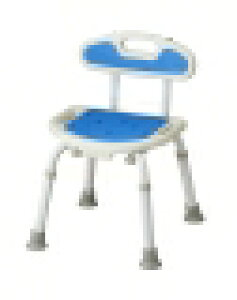サテライト FKW-01-C サテライト 福浴コンパクトシャーチェア ブルー