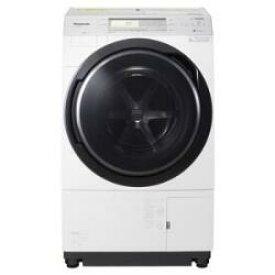 パナソニック ドラム式洗濯乾燥機 「ななめドラム洗濯乾燥機」 (洗濯11.0kg /乾燥6.0kg・右開き) クリスタルホワイト NAVX800AR-W