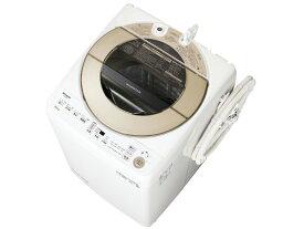 【標準設置無料】SHARP 全自動洗濯機 ES-GV9E-N {北海道・沖縄地区完売}