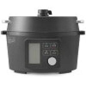 アイリスオーヤマ IRIS OHYAMA 電気圧力鍋 ブラック KPC-MA4-B