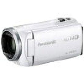 パナソニック デジタルハイビジョンビデオカメラ HCV480MS-W