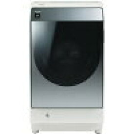 SHARP ドラム式洗濯乾燥機 ES-W113-SL