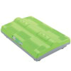 ツインバード 振動フットマッサージャー EM-2561GR グリーン(1台)