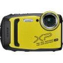 FUJIFILM コンパクトデジタルカメラ FinePix(ファインピックス) イエロー FXXP140Y