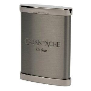 カランダッシュ 携帯灰皿 ガンメタルサテン CDA-0007 CARAN d'ACHE 在庫限り