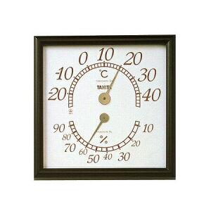 タニタ 壁掛けタイプ 温湿度計 おしゃれな温度・湿度計 TANITA オフィスキング 5485
