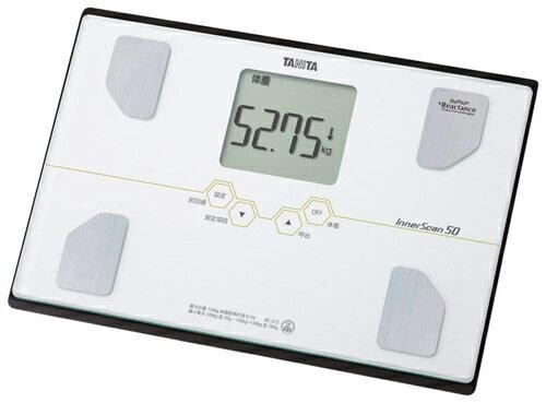 タニタ 体組成計 BC-313-WH 体脂肪率・筋肉量・基礎代謝量・体内年齢・推定骨量など測れる 体重計 体脂肪計 ヘルスメーター TANITA BC313WH 在庫限り