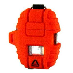 ウインドミル デルタ 内燃式ライター ブレイズオレンジ 390-0008