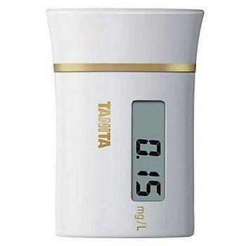 【メール便可】 タニタ アルコールセンサー HC-213M-WH アルコールチェッカー TANITA HC213MWH 在庫限り