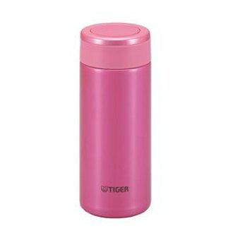 """TIGER""""虎""""不銹鋼小瓶""""撒哈拉啤酒杯""""0.36L保溫、保冷型水壺MMW-A036"""