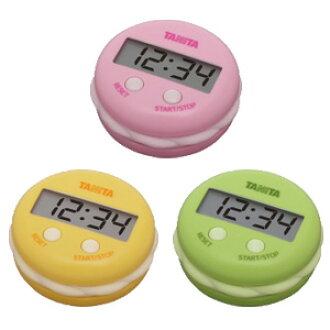 可爱定时器 TD 397 塔妮塔塔妮塔数字定时器拨打计时器蛋白杏仁饼干