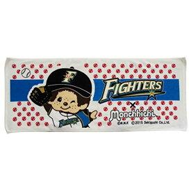 セントレディス FIGHTERS フェイスタオル モンチッチ×ファイターズ 医療 ナース