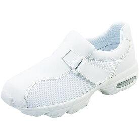 シェスタースポーツ 21.5cm 533(ホワイト) 1足 日本ヘルスシューズ 24-6541-0001