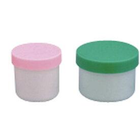 プラ壷N-4号(未滅菌)少数包装 キャップ:ピンク 39CC(10コイリ) 1袋 エムアイケミカル 23-6687-2206