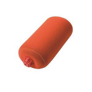 クロッツやわらか湯たんぽ(特大) HY-612(オレンジ) 1個 ヘルメット潜水 24-7811-00