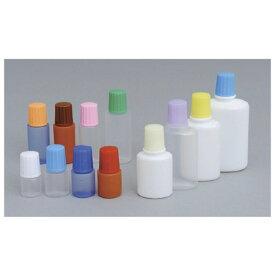 点滴容器ノーベル3号(未滅菌) 本体:茶 キャップ:白 10CC(100ポンイリ) 1袋 エムアイケミカル 08-3030-0324