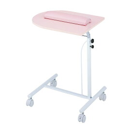 コンパクト採血テーブル SN-T005P(ピンク) 1台 松吉医科器械 24-4999-01