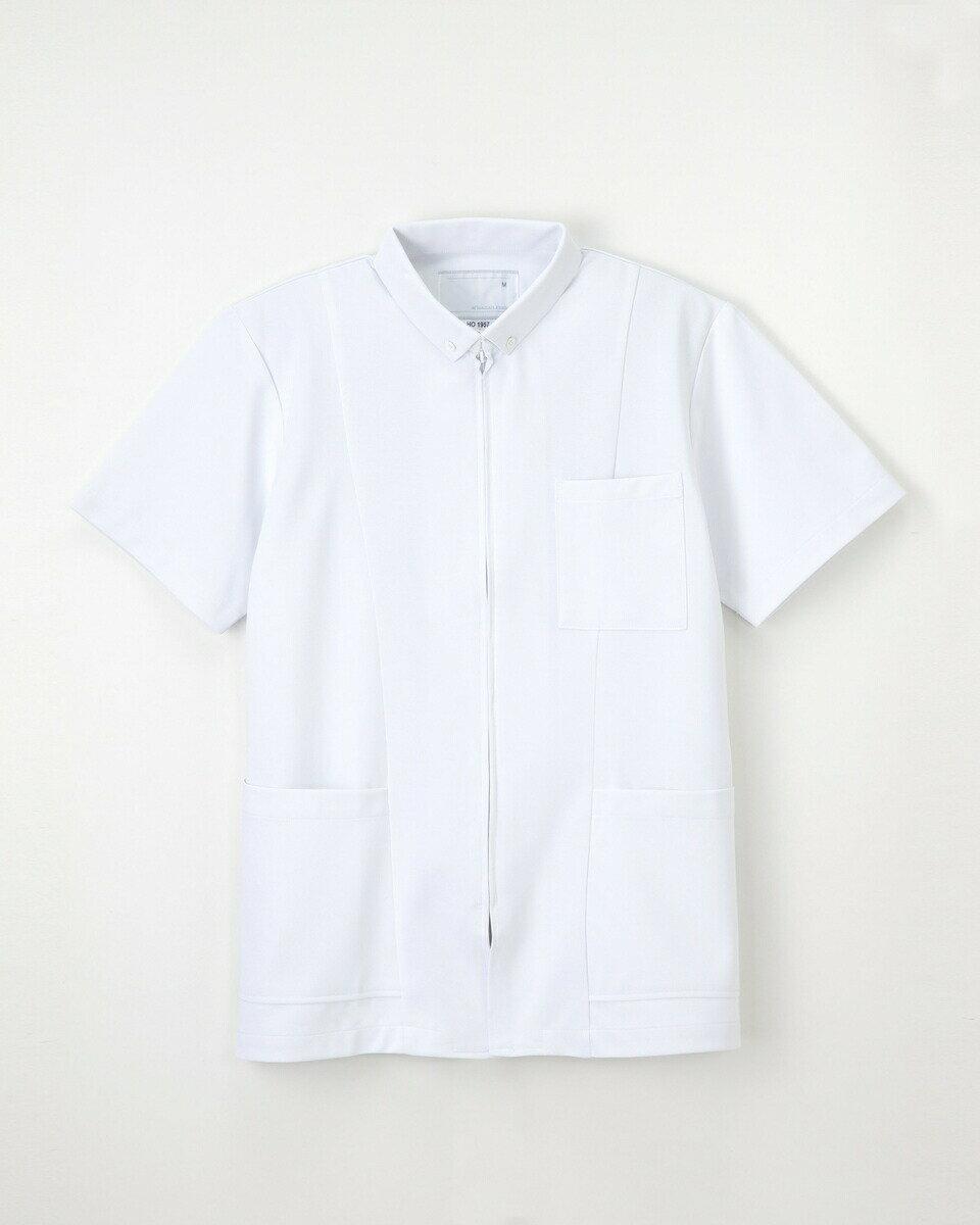 ナガイレーベン 男子上衣 HO-1957 サイズLL ホワイト