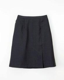 ナガイレーベン スカート OA-6018 サイズS グレー