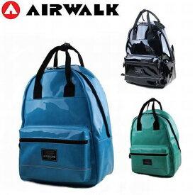 エアーウォーク(AIR WALK)2WAY手付きエナメルリュック スクール 学生用 20L A1703013
