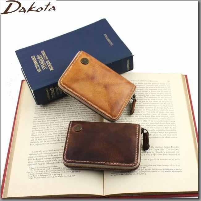 ダコタ 財布 DAKOTA 財布 革製 メンズ財布 ブラックレーベル ベルク 四方口コインケース 小銭入れ0623504父の日