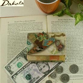 ダコタ 財布 DAKOTA レディース三つ折り財布 チーザレ ダコタ50周年記念モデル 三つ折り財布 【送料無料】0036420-89 母の日 ギフト プレゼント クリスマス