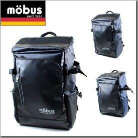 【新入荷】モーブス(mobus) ターポリン スクエアーリュック (バッグパック)mo-025