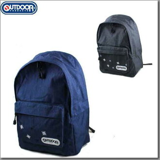 BAG   LUGGAGE MATSUZAKAYA  Outdoor products (OUTDOOR PRODUCTS) bag Star  embroidery pattern backpack OUT-190  fefd0880e5094