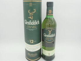 シングルモルト ウイスキー グレンフィディック12年