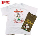 "SUNSURF×UniversityofhawaiiCREWNECKT-SHIRT""THERAINBOWWARRIORS""StyleNo.SS77872"