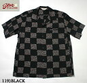 """STAR OF HOLLYWOODRAYON S/S""""SQUARES""""Style No.SH37877"""