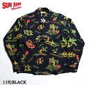 "SUN SURFRAYON L/S""THE HAWAIIAN GOOD OLD TIMES""Style No.SS27765"